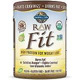 Garden of Life Organic Raw Fit Chocolate 448g Powder