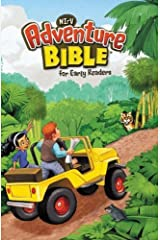 NIrV, Adventure Bible for Early Readers, Hardcover Hardcover