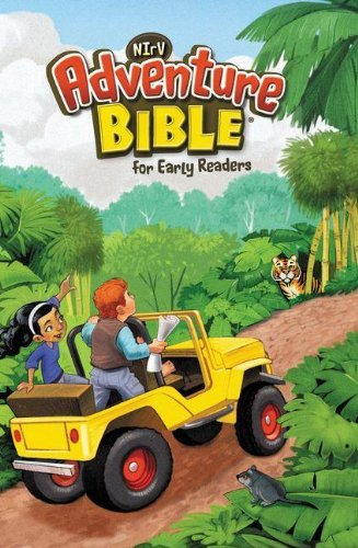 NIrV, Adventure Bible for Early Readers, Hardcover PDF