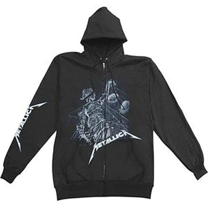 ill Rock Merch - Sudadera - Unisex de color Negro de talla XX-Large -