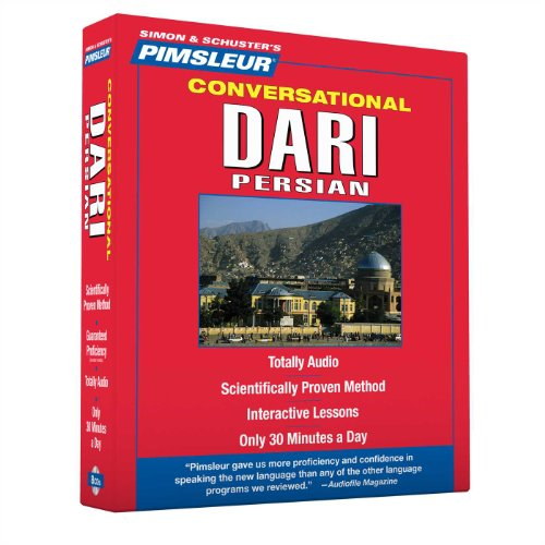 Pimsleur Dari Persian Conversational Course - Level 1 Lessons 1-16 CD: Learn to Speak and Understand Dari Persian with Pimsleur Language Programs (1)