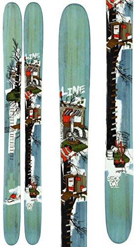 Line Sick Day 125 Skis Mens