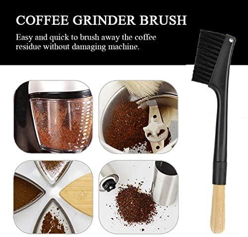 Amazon.com: WedFeir - Cepillo de limpieza para molinillo de ...