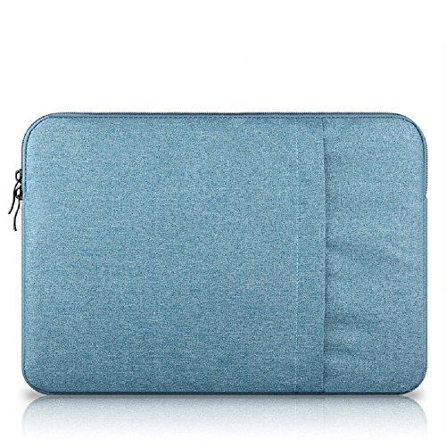 Funnylive Slim Laptop Sleeve Case Carrying Bag Laptop Notebook Sleeve Slip Case Bag for MacBook Mac Air/Pro/Retina 11