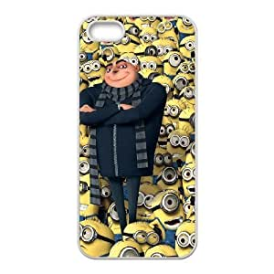 Despicable Me FG0002783 Phone Back Case Customized Art Print Design Hard Shell Protection Iphone 5,5S
