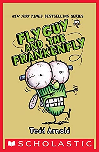 book cover of Fly Guy and the Frankenfly