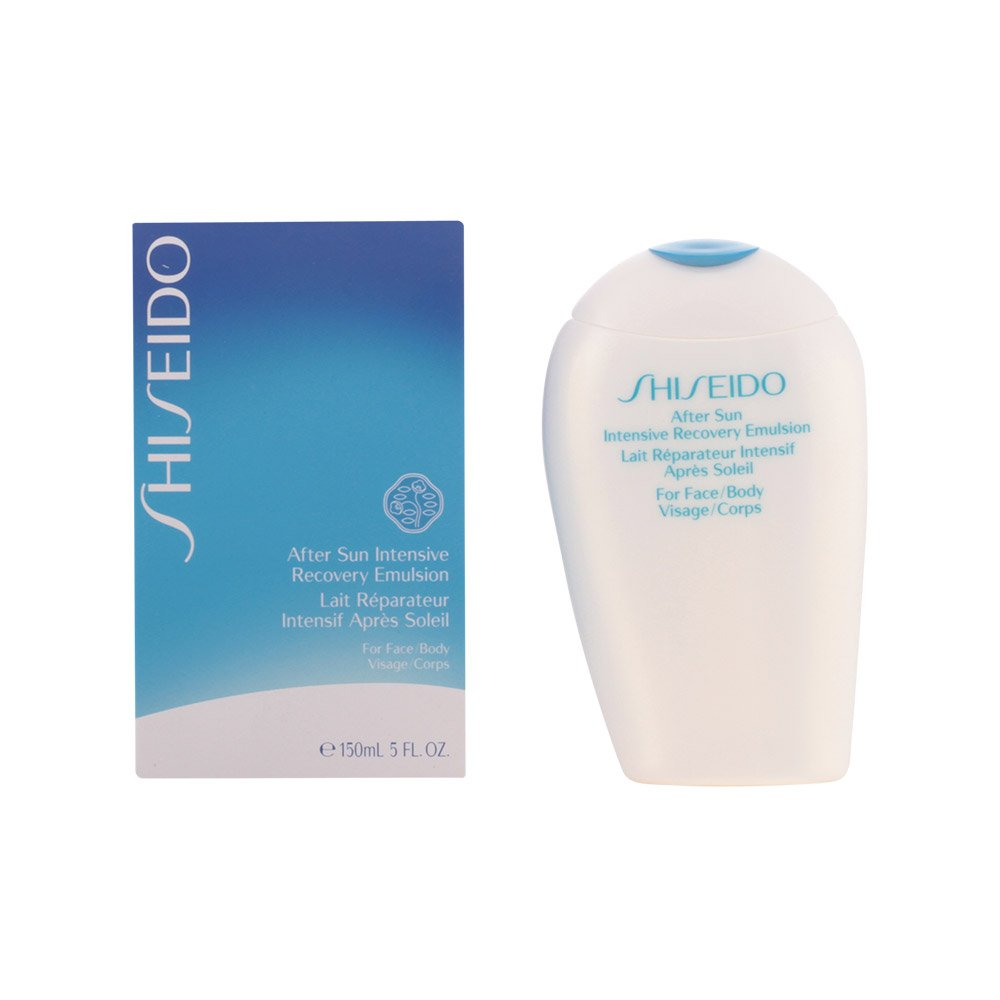 Shiseido After Sun intensive Recovery Emulsion Recovery Emulsion for Unisex, 6.7 Ounce