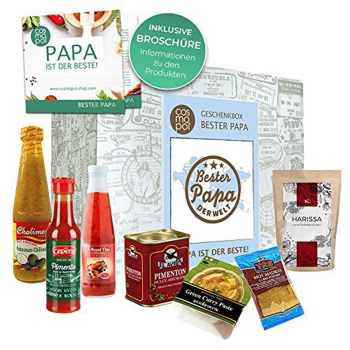 Geschenk Set Papa Box | Geschenkset für Väter | besondere Geschenkbox für Papa | Vatertagsgeschenk | außergewöhnliche…