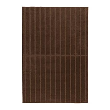 ikea herrup tapis poil ras brun x cm with tapis orange ikea. Black Bedroom Furniture Sets. Home Design Ideas