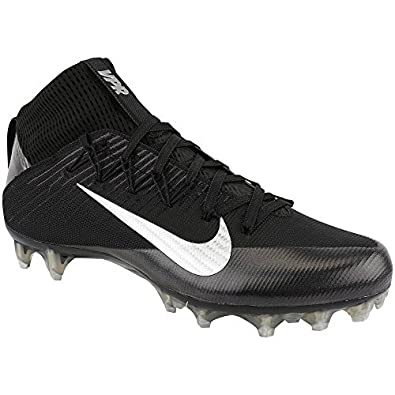 watch 47af0 62f52 Image Unavailable. Image not available for. Color  Nike Men s Vapor  Untouchable 2 Football Cleat Black Anthracite Metallic Silver Size 8 M