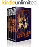 House Phoenix Box Set - 4 Complete Thriller Novels, Plus Short Stories