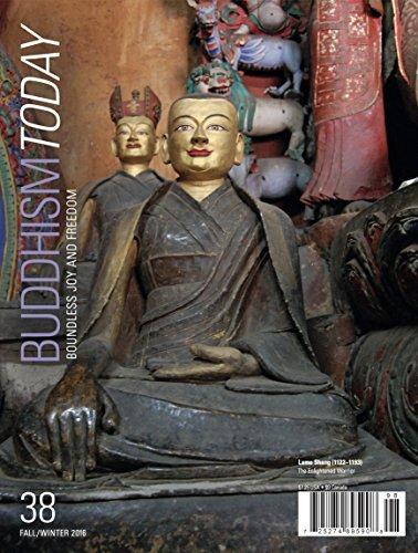 Buddhism Today 38 | Fall/Winter 2016