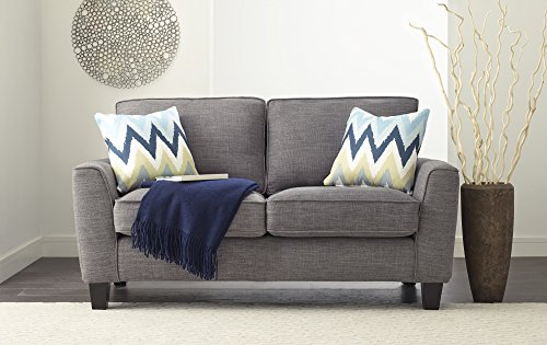 Truly Home Uph100036 Astoria Loveseat Overview