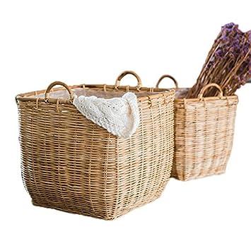 Waschekorb Waschesammler Bugelkorb Dekorativer Korb