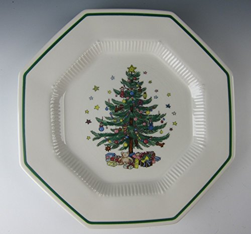 Nikko China CHRISTMASTIME Dinner Plate