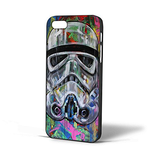 Star Wars Stormtrooper pop Art for Iphone Case (iPhone 6s plus Black) Abstract Pop Art