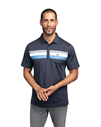 07c19c7d TravisMathew Men's Oh Life Polo at Amazon Men's Clothing store: