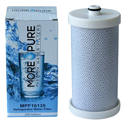 Frigidaire WFCB WF1CB Compatible Refrigerator Water Filter by MORE Pure Filters - MPF16135
