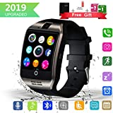 Bluetooth Smart Watch with Camera Touchscreen,Waterproof Smartwatch Unlocked Phone Watchs with SIM Card
