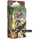Pokemon  163-80255 POK81255 Cards Sun & Moon Crimson Invasion Theme Deck - Kommo-o or Hydreigon - one at random