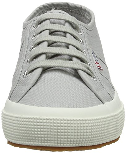Baskets Grey Adulte Mixte lt Basses Cotu Superga Grey 2750 Classic qz6tt4