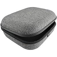 Headphones Case for Sennheiser HD598SE, HD558, HD518, HD280, Skullcandy Hesh, Hesh 2, Crusher, Navigator and More / Headphone Full Size Hard Shell Large Carrying Case / Headset Travel Bag