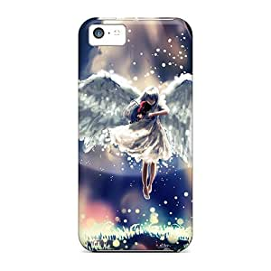 Rla21069RkEc Faddish Angel Playing The Violin Cases Covers For Iphone 5c