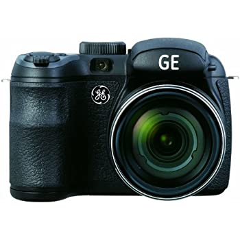 GE X5 Power Pro Series 14.1 MP Digital Camera with 15X Optical Zoom