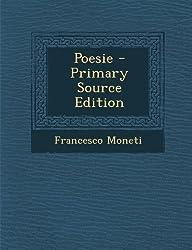 Poesie - Primary Source Edition