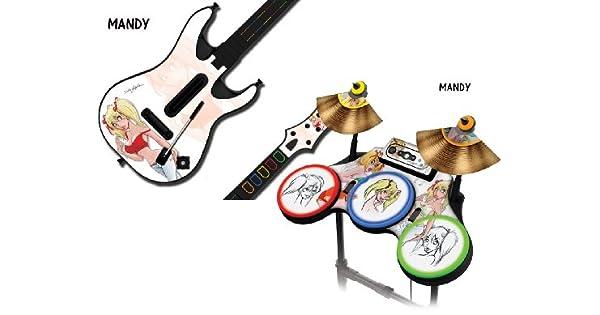 247Skins - Juego de skins para guitarra y batería de juego Guitar ...