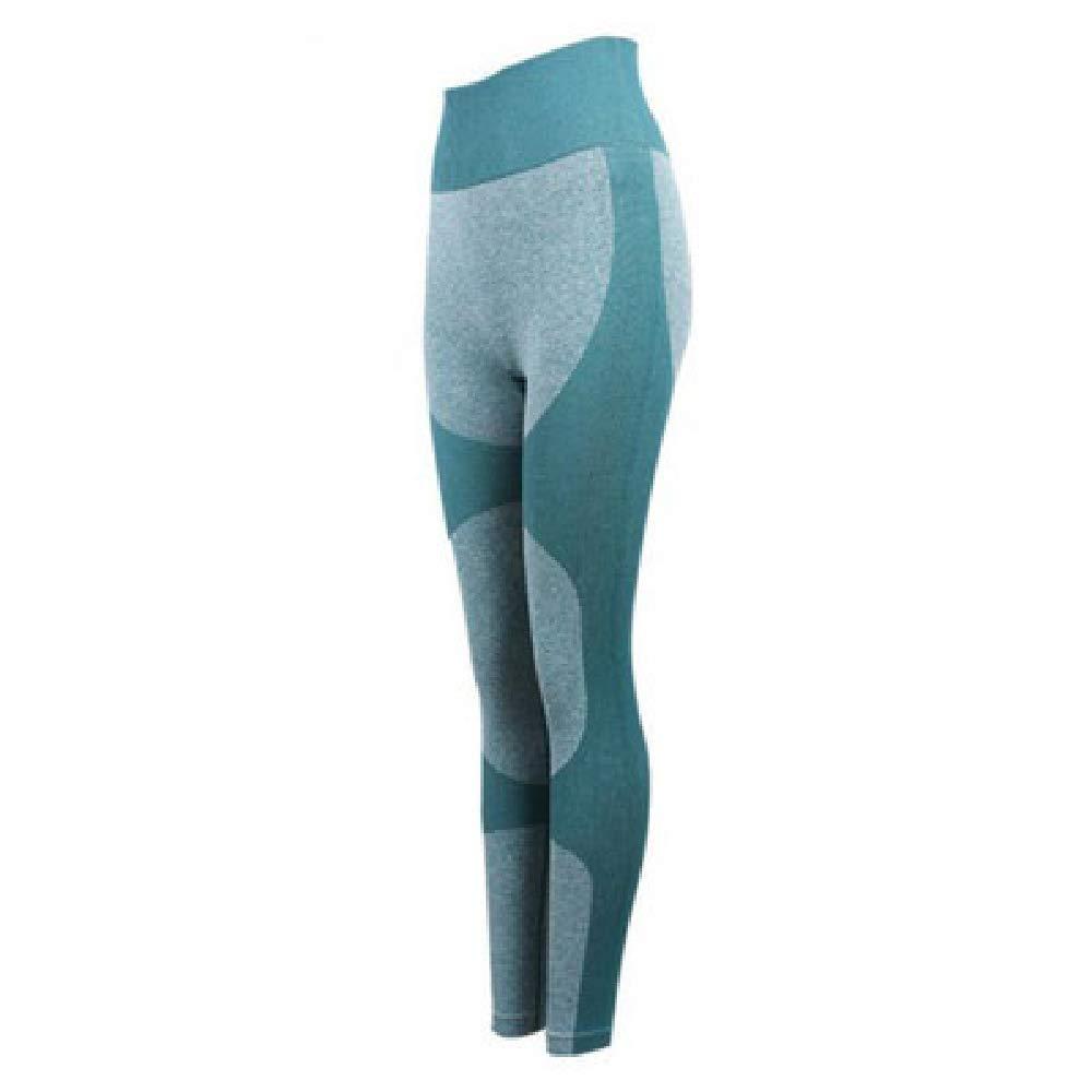 YANGPANGZI Pantalones Deportivos sin Costuras Pantalones de ...