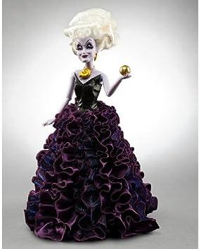 Amazon.es: Disney Store Bruja Ursula la Sirenita Ariel muñeca ...