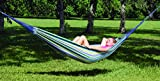 Texsport La Paz Single One Person Hammock for Camping Travel Outdoors with Travel Bag