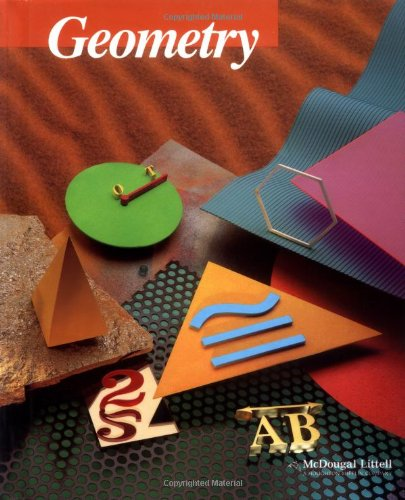 Top 10 recommendation geometry book by jurgensen