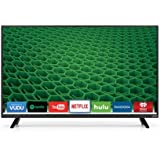 "VIZIO D39h-D0 D-Series 39"" Class Full Array LED Smart TV (Black)"