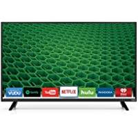 VIZIO D39h-D0 D-Series 39' Class Full Array LED Smart TV (Black)