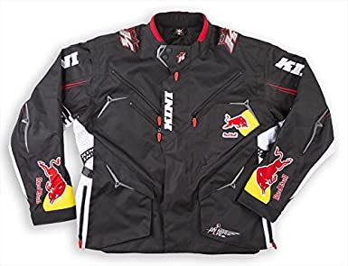 Kini Red Bull Competition Chaqueta L negro: Amazon.es: Coche ...