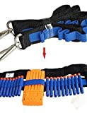 JIATING Compatible with Nerf Gun Pistol Soft Bullet Clip Straps Elite Series Accessories Toy Kit Shoulder Girdle Belt