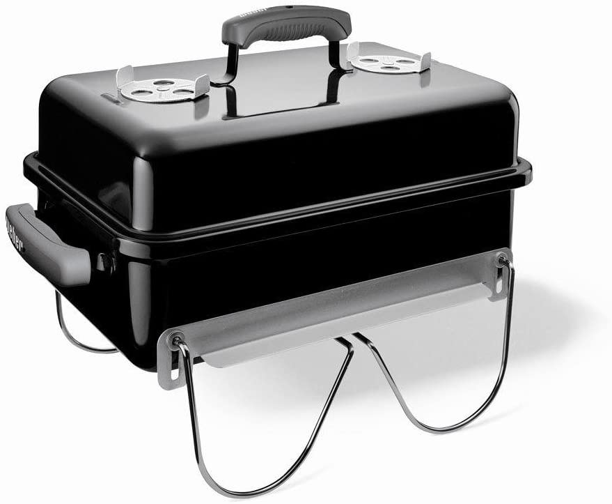 Weber 121020 Go-Anywhere – Best Charcoal Table Top Grill