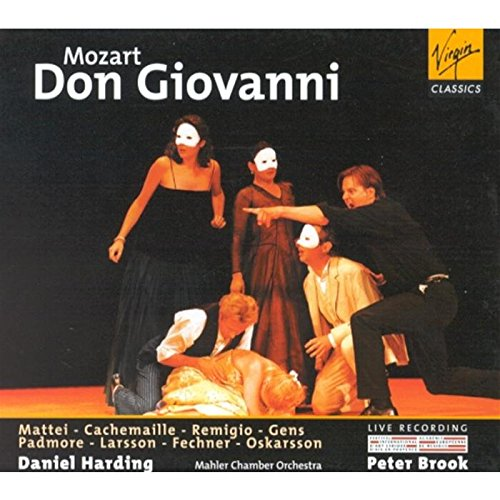Mozart - Don Giovanni / Mattei, Cachemaille, Remigio, Gens, Padmore, Larsson, Fechner, Oskarsson; Harding by Virgin Classics (Image #3)