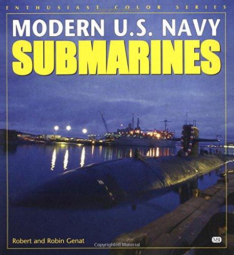 (Modern U. S. Navy Submarines (Enthusiast Color))