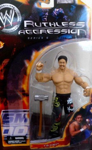 (TAJIRI WWE Wrestling Ruthless Aggression Series 5 Figure by Jakks)