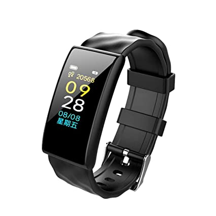 Amazon.com : Kizaen Fitness Tracker, Bluetooth Smartwatch ...