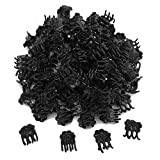 Huouo 100 Pcs Orchid Clips for Supporting
