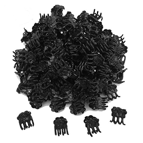 Huouo 100 Pcs Orchid Clips for Supporting Stems, Vines, Stalks to Grow Upright and Makes Flowers Plants Vegetables Healthier