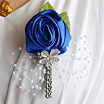 Flonding-Boutonniere-Buttonholes-Bridegroom-Groom-Groomsman-Mens-Boutonnieres-Best-Man-Boutineer-with-Pin-for-Wedding-Prom-Homecoming-Decoration-Royal-Blue-Pack-of-4