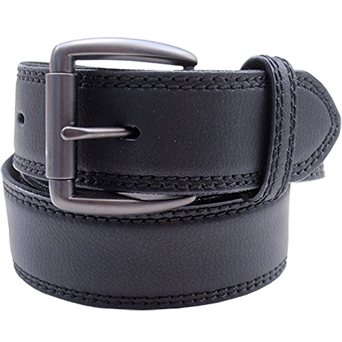 Wolverine Smooth Gunmetal Roller Buckle product image