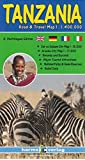 Tanzania: Road & Travel Map 1:1.400.000