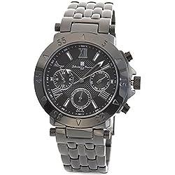 Salvatore Marra watch Multifunction SM14118-IPBK Men