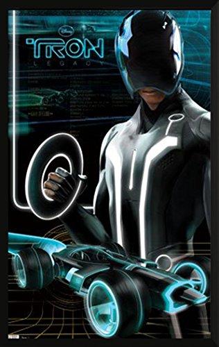 Tron Legacy Science Fiction Action Movie Film Print